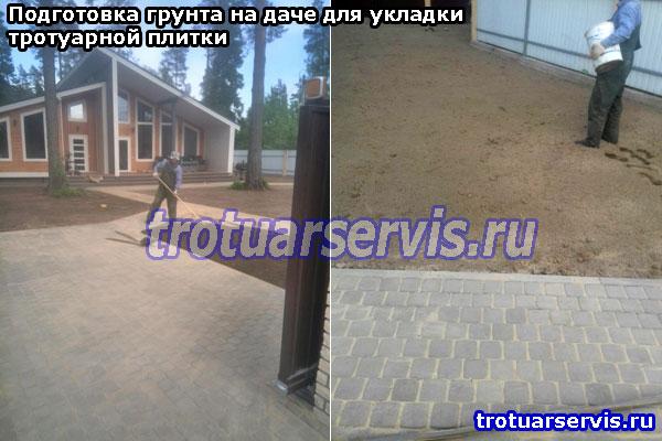 Подготовка почвы для газона и посев газона